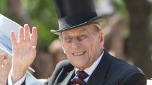 Prince Philip, 96, Hospitalized With Infection