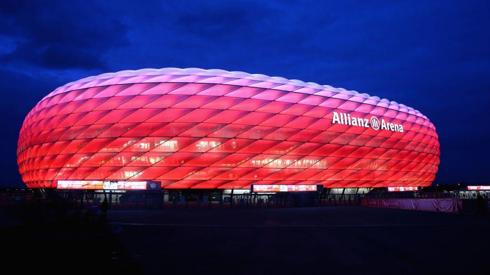 Allianz Arena wird für zehn Millionen Euro umgebaut
