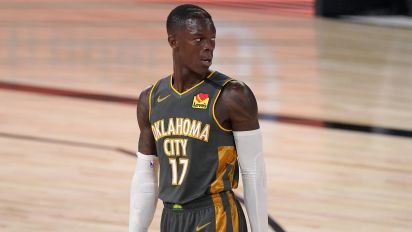 Schroder says he'd like to be Lakers starting PG