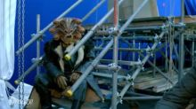 New 'Star Wars' Species Debuts From the Han Solo Movie Set