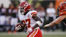 Kareem Hunt now better fantasy option than other rookie RBs