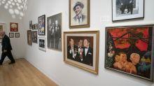 Sinatra peintre : 5 tableaux vendus au moins 100.000 dollars