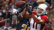 Will Michael Floyd finish with more fantasy points than Larry Fitzgerald?