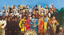 Chart Watch: 'Sgt. Pepper' Sitting Pretty at 50
