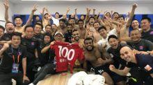 Gol, assistência e vitória: o jogo 100 de Alan Kardec pelo Chongqing