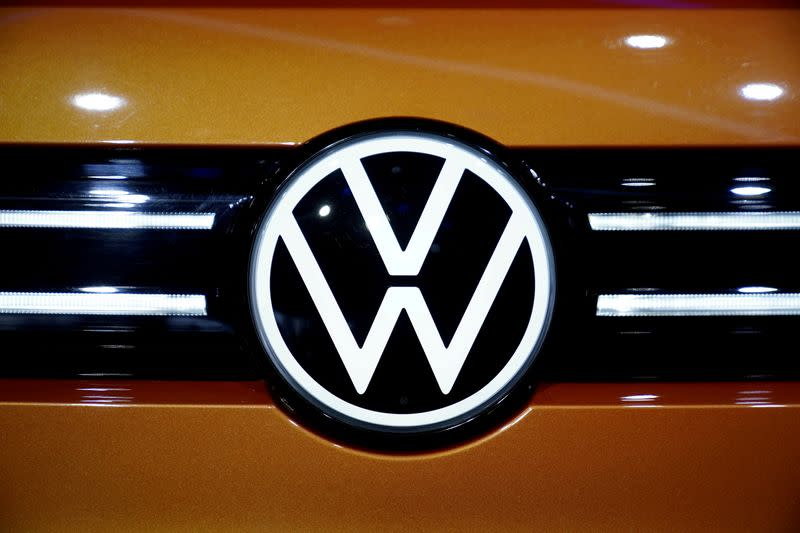 Volkswagen expects China EV sales to soar in H2