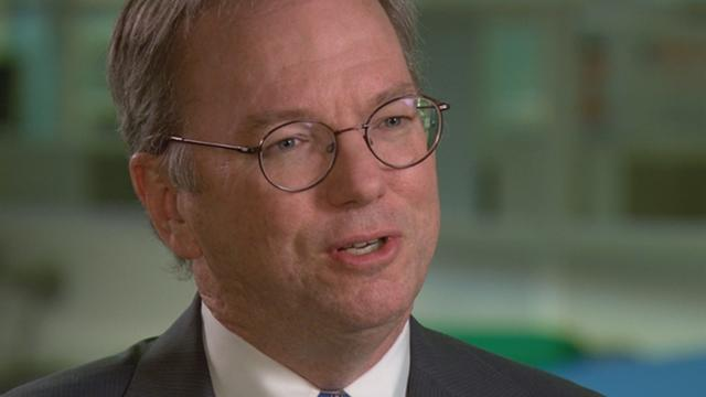 Google's Eric Schmidt on Khan Academy