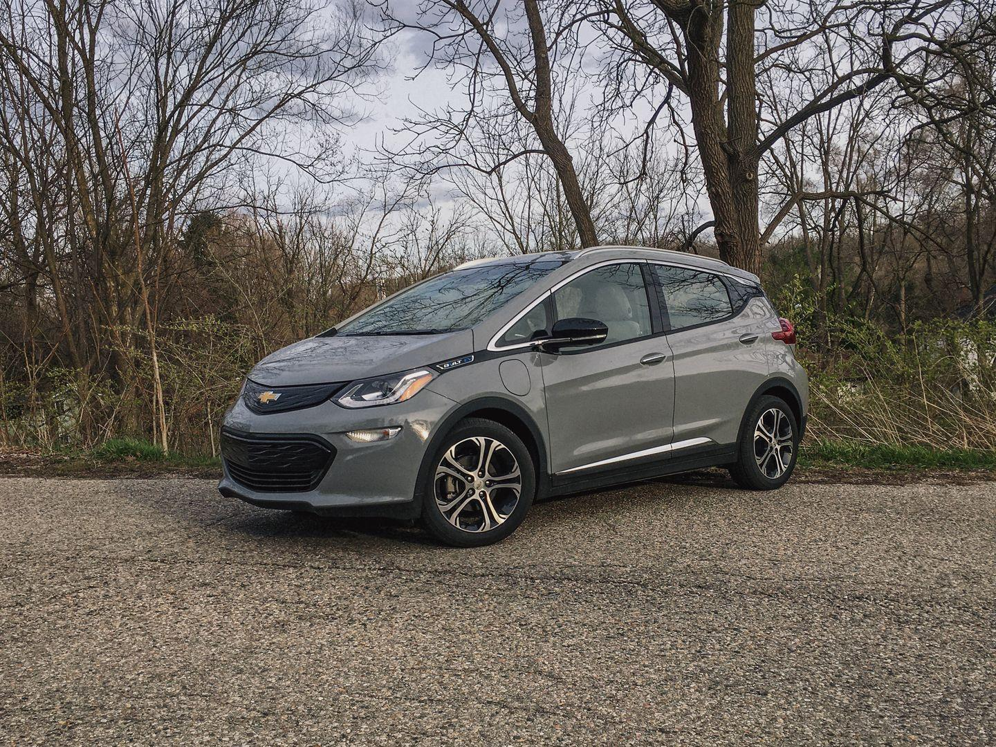 "<p>The <a href=""https://www.caranddriver.com/chevrolet/bolt-ev"" rel=""nofollow noopener"" target=""_blank"" data-ylk=""slk:2020 Bolt EV"" class=""link rapid-noclick-resp"">2020 Bolt EV</a> is an all-electric hatchback with a long driving range, spacious cabin, and affordable price tag. Capable of traveling up to 259 miles on a single charge and starting at less than $40,000, the Bolt attempts to make EVs more accessible to everyone. Its electric motor provides almost-instant acceleration, and the <a href=""https://www.caranddriver.com/chevrolet"" rel=""nofollow noopener"" target=""_blank"" data-ylk=""slk:Chevy"" class=""link rapid-noclick-resp"">Chevy</a> hatchback is truly fun to drive. An affordable fast-charging option and an innovative <a href=""https://www.caranddriver.com/features/a23477930/electric-car-one-pedal-driving/"" rel=""nofollow noopener"" target=""_blank"" data-ylk=""slk:regenerative-braking"" class=""link rapid-noclick-resp"">regenerative-braking</a> paddle also enhance the user experience. Likewise, people will appreciate its roomy accommodations, available infotainment and driver-assistance technologies, and crossover-like cargo capacity. While everyone won't be enchanted by the 2020 Bolt's staid looks and cheap interior, they'll likely appreciate everything else it offers.</p><p><a class=""link rapid-noclick-resp"" href=""https://www.caranddriver.com/chevrolet/bolt-ev"" rel=""nofollow noopener"" target=""_blank"" data-ylk=""slk:Review, Pricing, and Specs"">Review, Pricing, and Specs</a></p>"