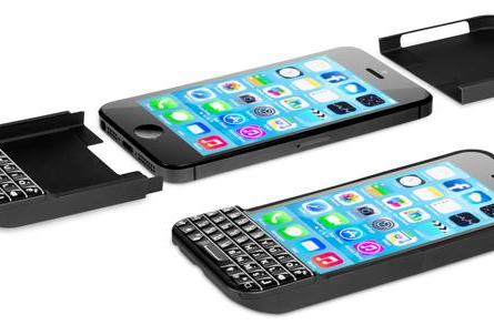 BlackBerry sues Typo over its familiar-looking iPhone keyboard (update: Typo responds)