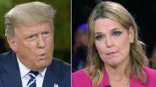 """""""Trump, non sei uno zio pazzo che può twittare la qualunque"""". La moderatrice star della serata"""