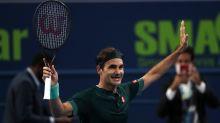 Federer復出首戰告捷 取得8強門票