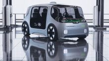 Jaguar Land Rover's 'autonomy-ready' urban transport EV could hit streets next year