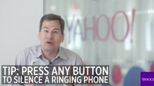 Pogue's Basics: Silence your phone in a hurry by squeezing it