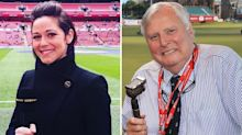 BBC hires rising star who has campaigned to get women into golf to be TV colleague of 'sexist dinosaur' Peter Alliss