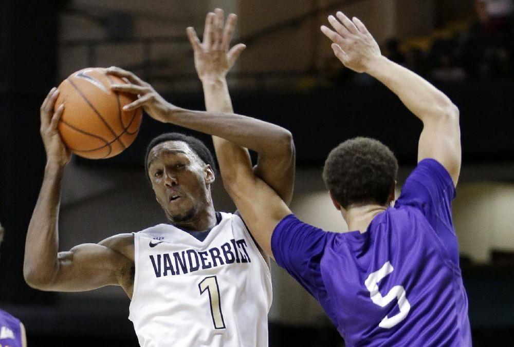 Vanderbilt beats Lipscomb 80-69
