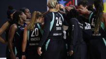 Basket - WNBA - WNBA: les joueuses de Seattle et New York quittent le terrain pendant de l'hymne national