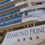 Plane evacuating Americans from Diamond Princess cruise ship denied permission to land