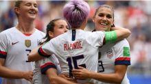 USA beats Spain in tight match winning 2-1