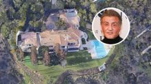 Sylvester Stallone's Sprawling Beverly Hills Estate Hits the Market for $130 Million