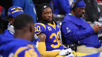 Todd Gurley was more hurt than Rams thought