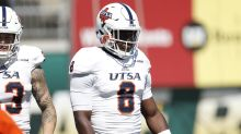 Former UTSA football player Michael Egwuagu charged with murdering pregnant sister