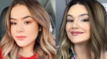 Maquiadora se transforma em Maisa e apresentadora se choca