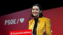 """Reyes Maroto dice que el PSOE es """"voto útil"""" frente a proyectos """"sin definir"""""""