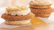 McDonald's heats up breakfast war with new chicken sandwiches