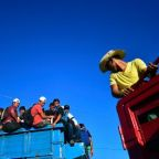 Trump says he has alerted military to 'national emergency' of migrant caravan