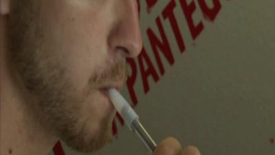 Study: Kids Use of E-cigs on the Rise