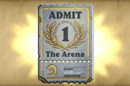 Get an early taste of Goblins vs Gnomes in the Hearthstone arena