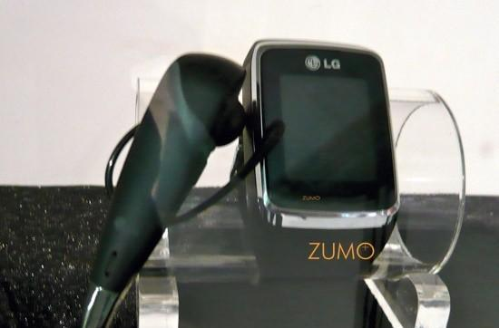 Redesigned LG Watch Phone caught showing off shapely figure in Brazil