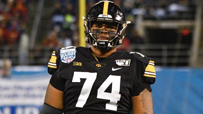 Tristan Wirfs NFL Draft Prospect Profile