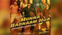 Much-Awaited 'Dabangg 3' Song 'Munna Badnaam Hua' Is Here!