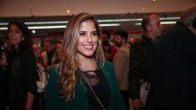 Camilla Camargo dá à luz Joaquim, seu primeiro filho, em São Paulo