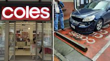 'Nuisance hazard' in Coles carpark divides opinion