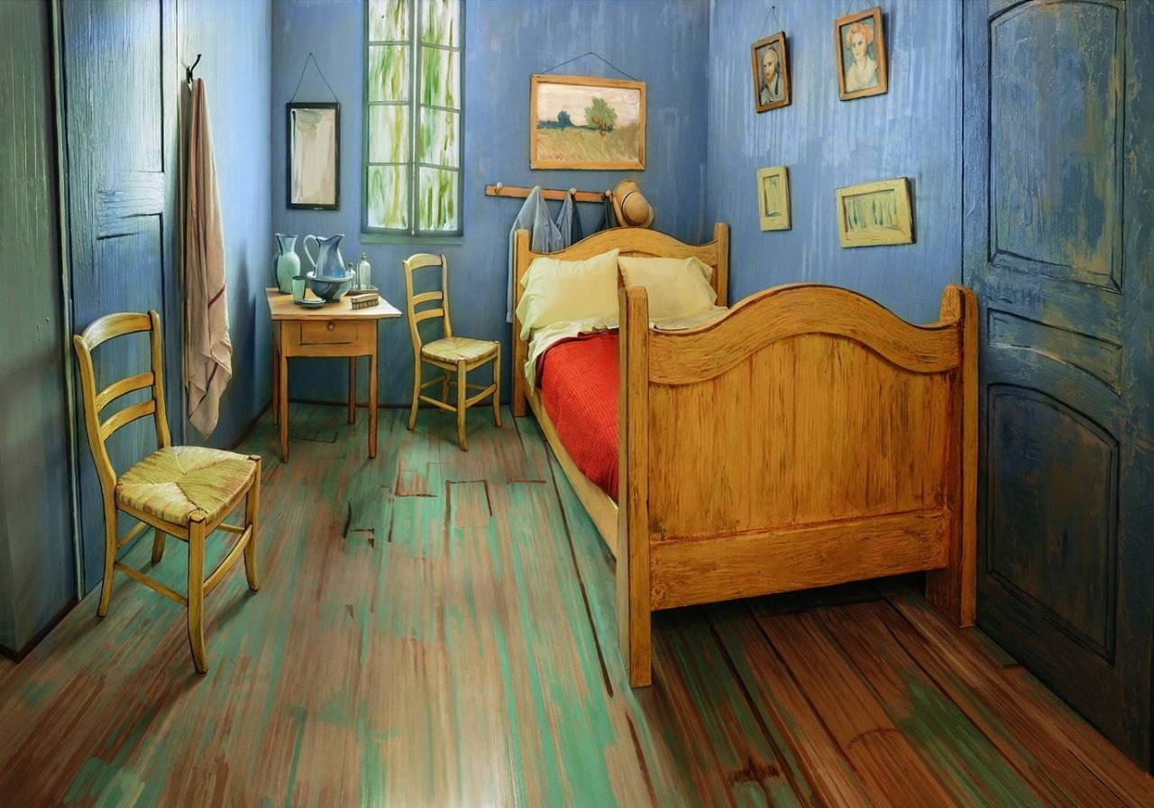 For $10, You Can Stay In Van Gogh's Room
