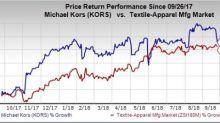 Michael Kors (KORS) Acquires Luxury Italian Brand Versace
