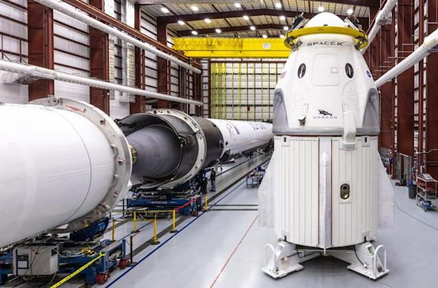 Watch SpaceX's Crew Dragon return to Earth starting at 2 AM ET