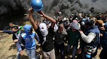 Palestinian journalist killed in Gaza during Israeli border clashes