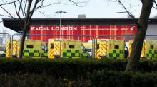 More orders for NHS ventilators take number to 61,000
