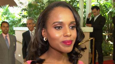 Kerry Washington: 'I'm Very Thrilled' For 'Django Unchained'