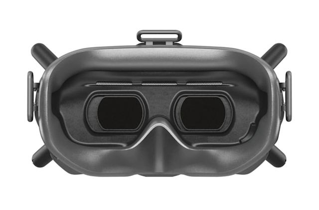 DJI reveals ultra-low-latency goggles for drone racers