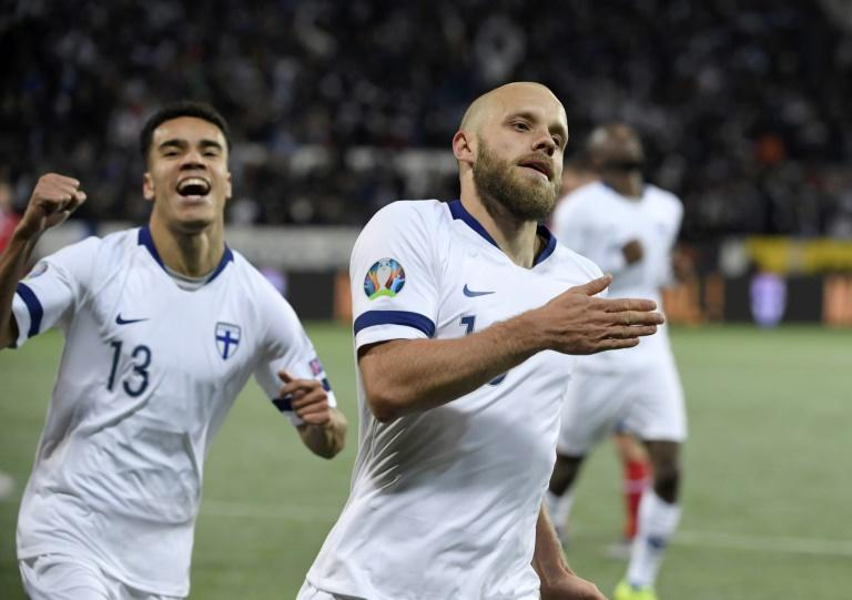 Finland reach first major finals as they secure Euro 2020 spot