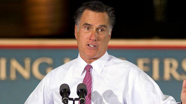 Romney: Obama hasn't delivered a recovery for the economy