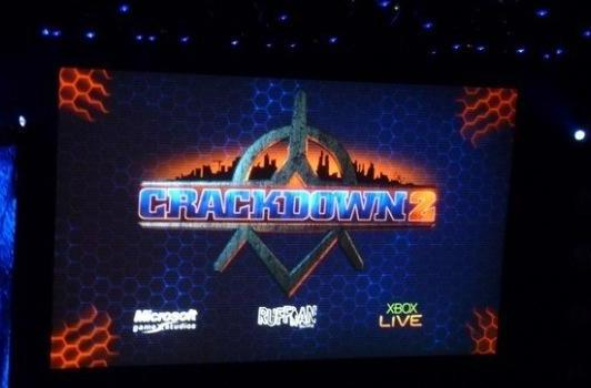 Close to half of Crackdown team working on Crackdown 2