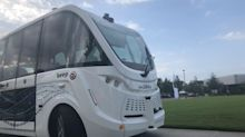 Region's first autonomous shuttle service kicks off at Lake Nona