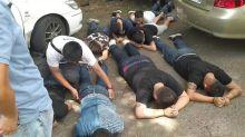 十天兩槍擊被害同一人 警方強勢逮十嫌