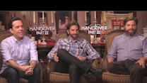 'The Hangover Part III': Heather Graham Grills Bradley Cooper, Ed Helms and Zach Galifianakis