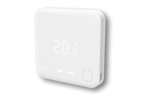 Tado adds physical controls to its second-gen smart thermostat